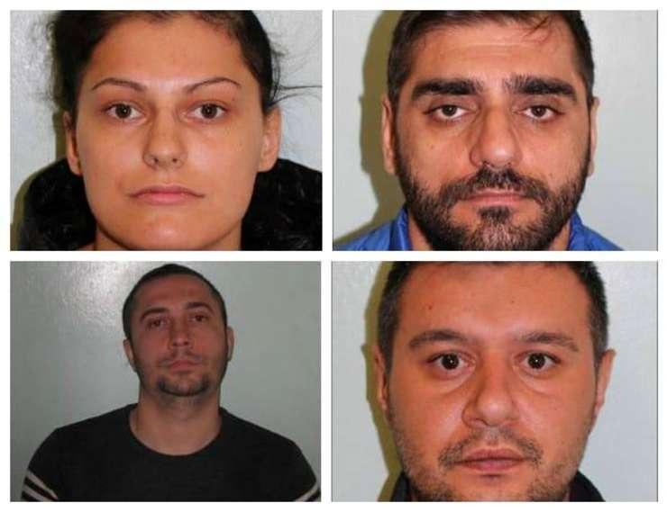 Horațiu Sbughiu, Cristian Nicolaescu, Nicolae Boieru și Alexandra Gyor au primit pedepse cu închisoarea