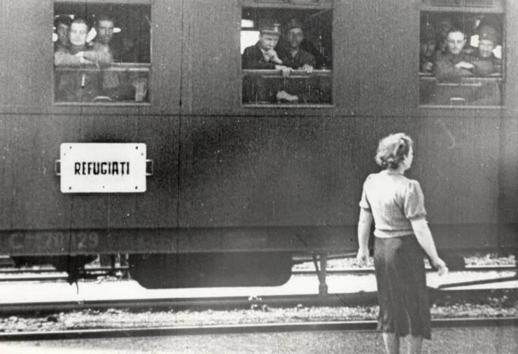 Refugiați din Basarabia, iunie 1940