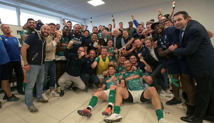 Benetton Treviso în fazele finale