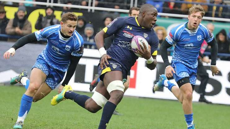 Clermont 49 Dragons 24