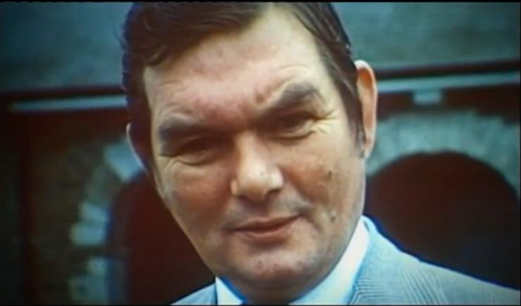 Carwyn James în anii '80