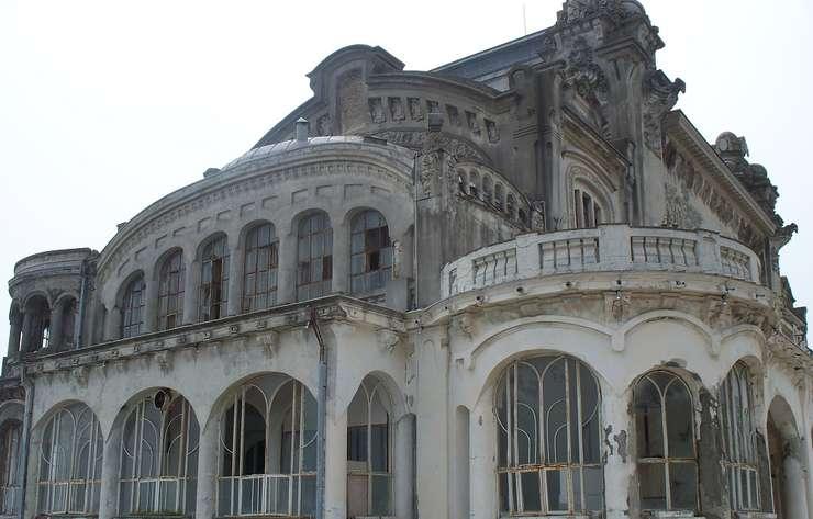Cazinou Constanţa (Foto: RFI/Cosmin Ruscior)