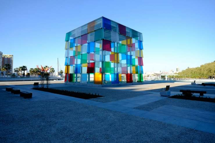 Centre Pompidou Malaga.
