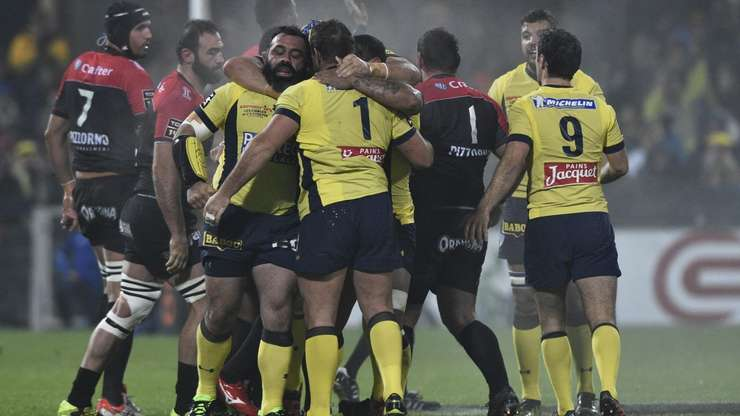 Clermont 30 Toulon 6