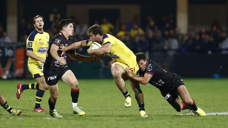 Clermont 28 Toulon 8