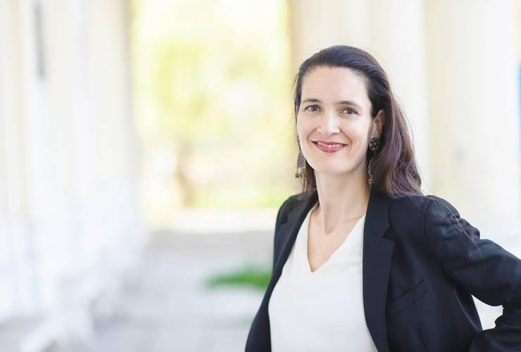 Clotilde Armand speră că rezoluția privind muncitorii sezonieri va fi adoptată de PE (Sursa foto: Facebook/Clotilde Armand)
