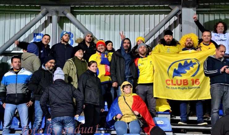Club 16 - Fan Club Rugby Romania