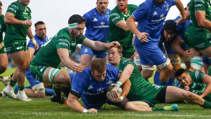 Connacht 3 Leinster 20