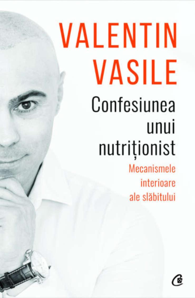 Al doilea volum de autor al lui Valentin Vasile