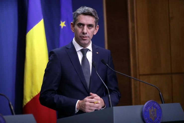 Ionel Dancă: Nu vom tolera specula (Sursa foto: gov.ro)