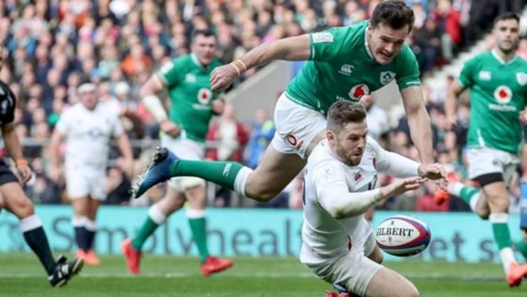 Anglia 24 Irlanda 12