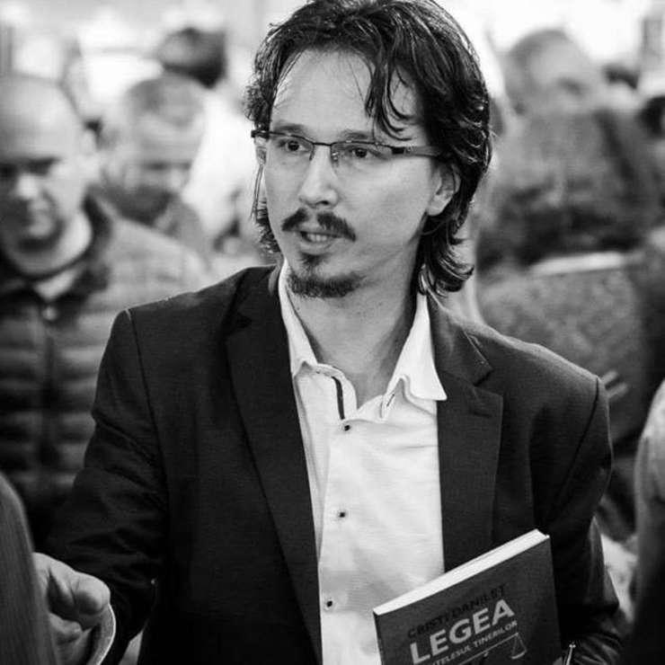 Fost membru al CSM, judecătorul Cristi Danileț profesează la Curtea de Apel Cluj
