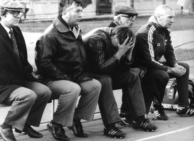 Conducerea tehnică a echipei Țării Galilor