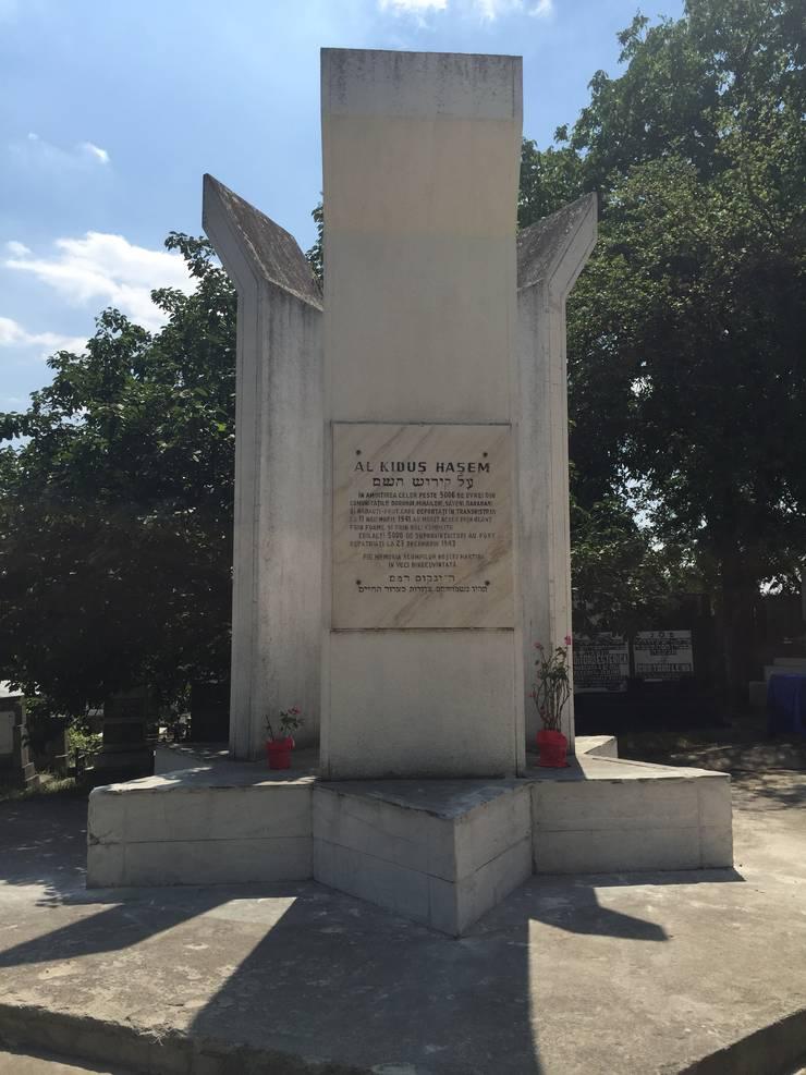 Monument Dorohoi