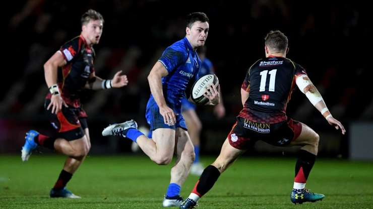 Dragons 10 Leinster 59