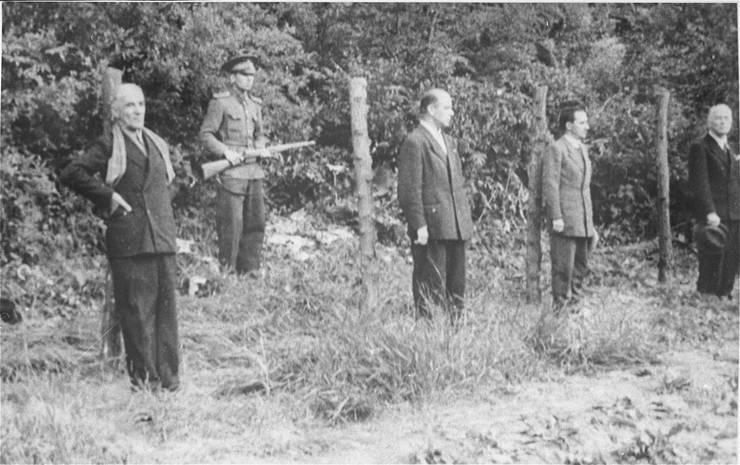 Execuție lot Antonescu
