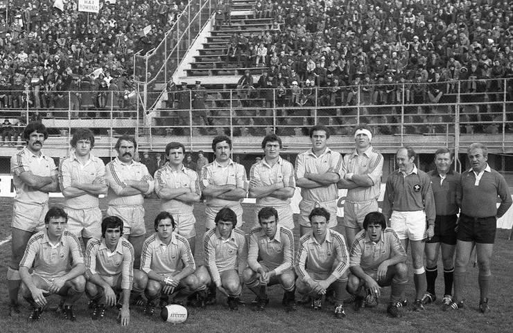 România 15 Franța 0 în 1980
