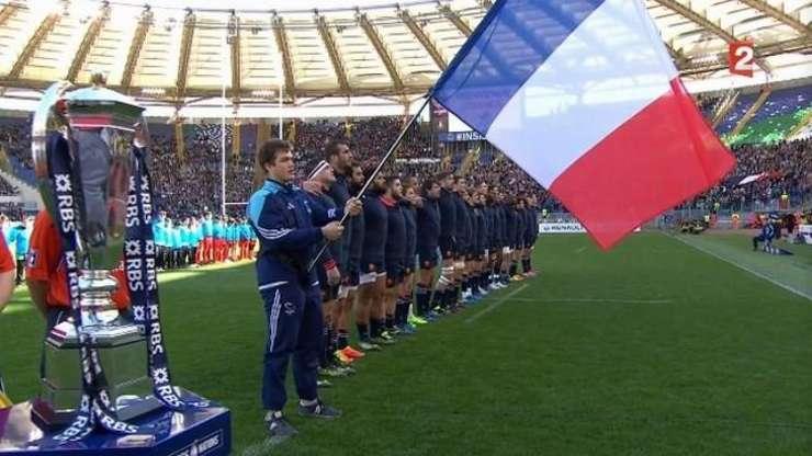 Echipa Franței în Turneul celor Șase Națiuni