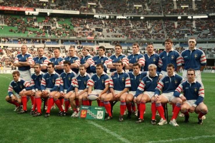 Franța - Mare Șlem 1998