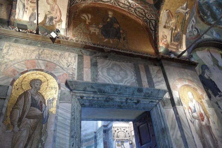 Fresce și mozaicuri Chora/Kariye