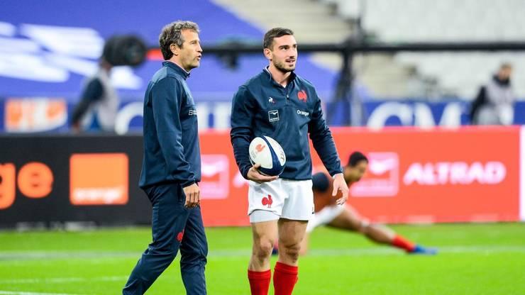 Fabien Galthie și Baptiste Couilloud