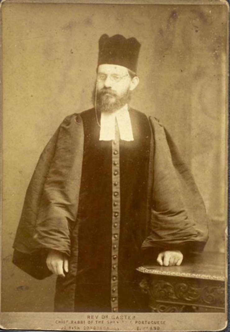 Rabinul Moses Gaster