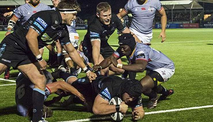Glasgow Warriors 43 Southern Kings 13