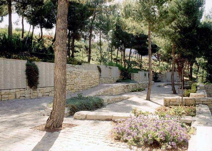 Grădina Drepților la Yad Vashem