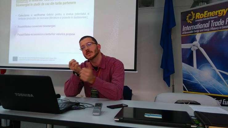 Grig Moldoveanu, expert la Centrul pentru promovarea energiei curate și eficiente în România (ENERO)