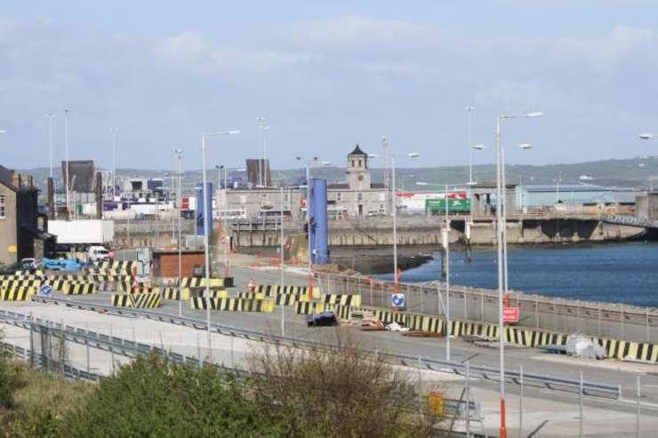 Portul Holyhead