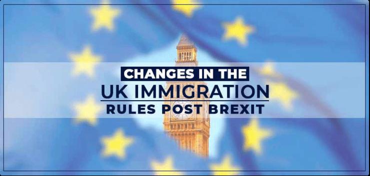 Reguli de imigrație noi