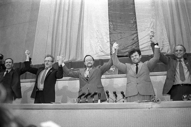 Independența Lituaniei 11 martie 1990