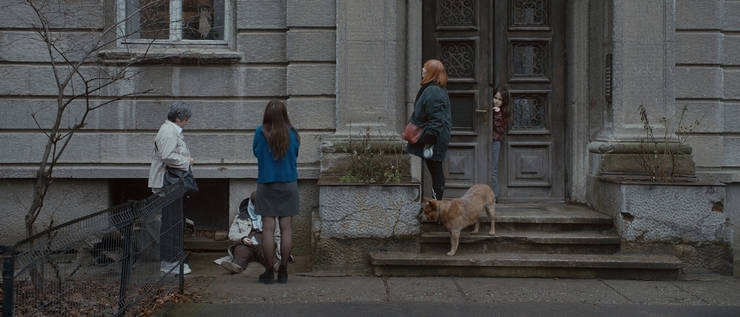 """Scenà din filmul """"Interfon 15"""" de Andrei Epure, prezentat în Semaine de la Critique la Cannes."""