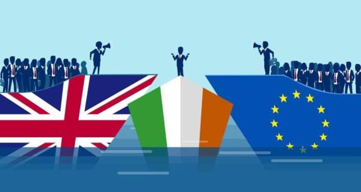 Irlanda - UK - UE