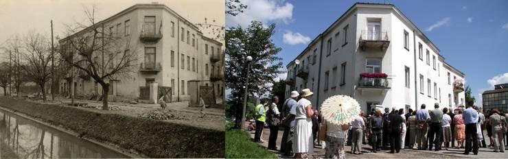 Kielce 1946 și 2021