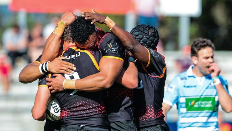 Southern Kings 38 Glasgow Warriors 28