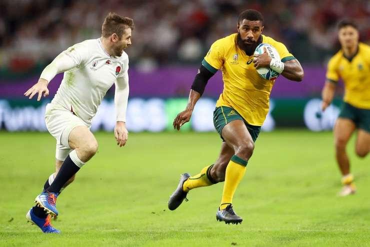 Anglia 40 Australia 16