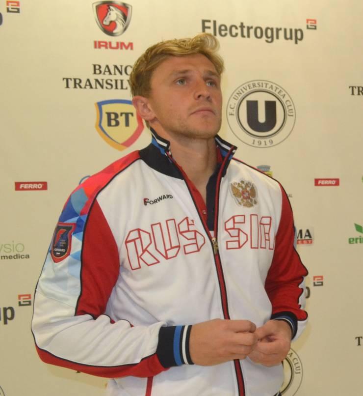Yuri Kușnariov