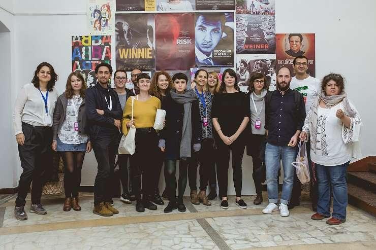 Mentori și participanți la Laboratorul fARAD 2017