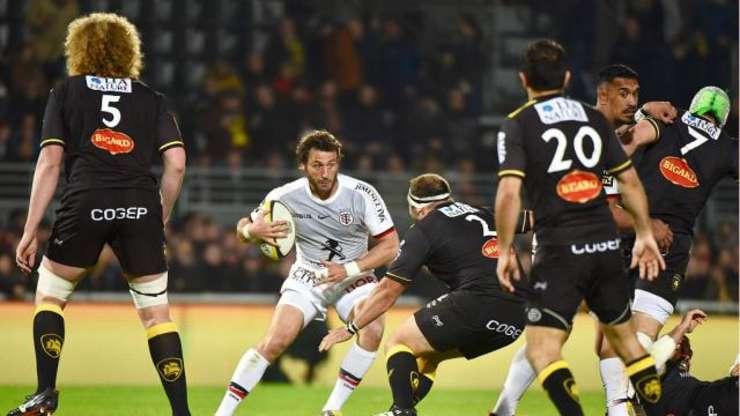 La Rochelle 19 Toulouse 23