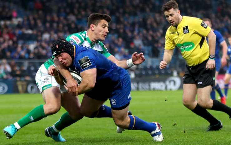 Leinster 15 Benetton 17