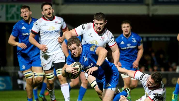 Leinster 40 Ulster 7