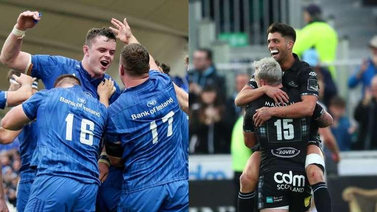 Leinster - Glasgow Warriors finala Guinness Pro 14