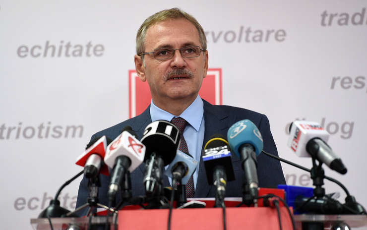 Liviu Dragnea îi cere demisia premierului Sorin Grindeanu (Sursa foto: www.psd.ro)