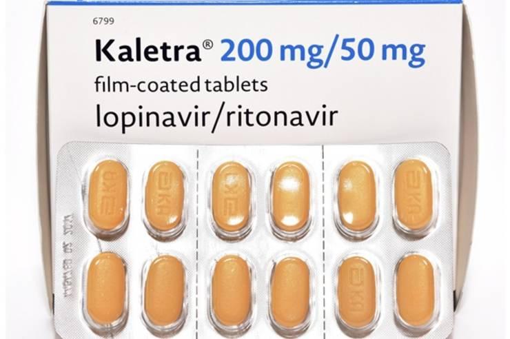 Lopinavir/ritonavir