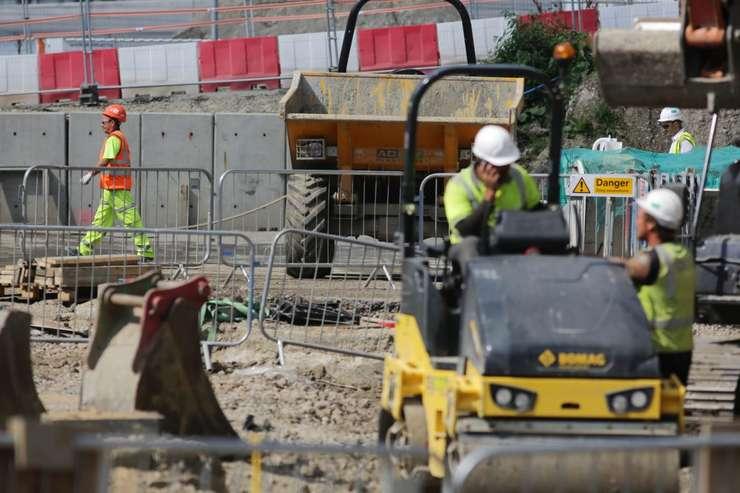 Lucrători români în Marea Britanie