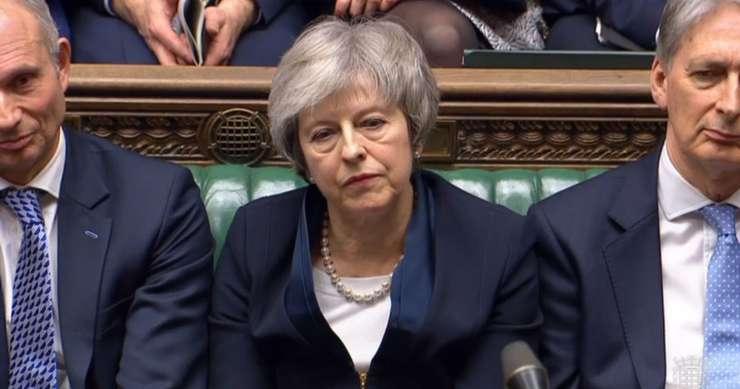 Premierul Theresa May