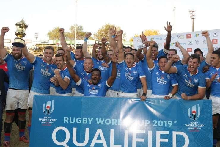 Namibia a câștigat Cupa de Aur a Africii