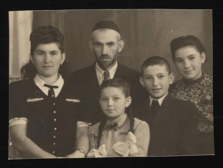 Familia lui Nat Shaffir