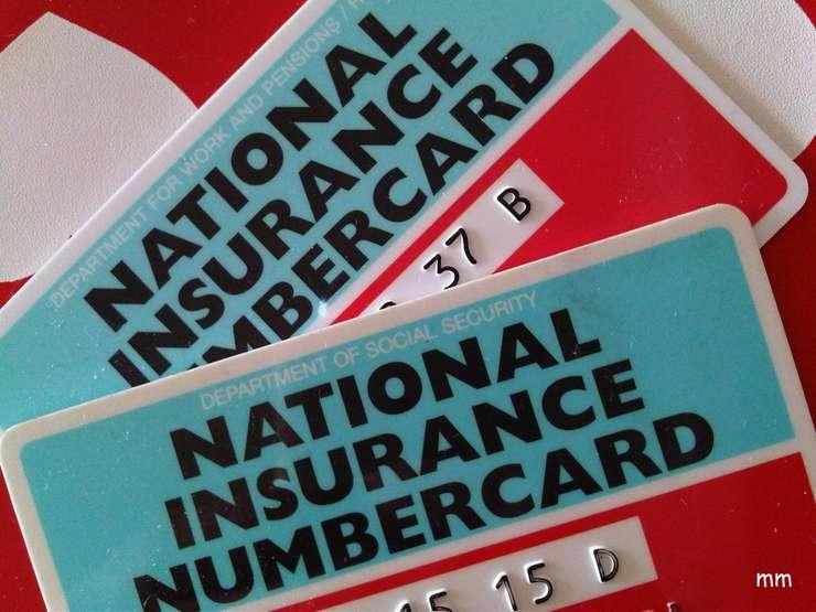 Număr de Asigurare Socială (NINO)
